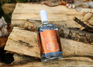 Hernö High Coast Terroir Gin (vintage 2017). Photo by Michael Sperling.