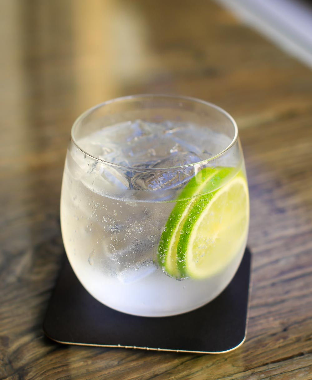 The Melbourne Gin Company Gin & Tonic. Photo by Michael Sperling
