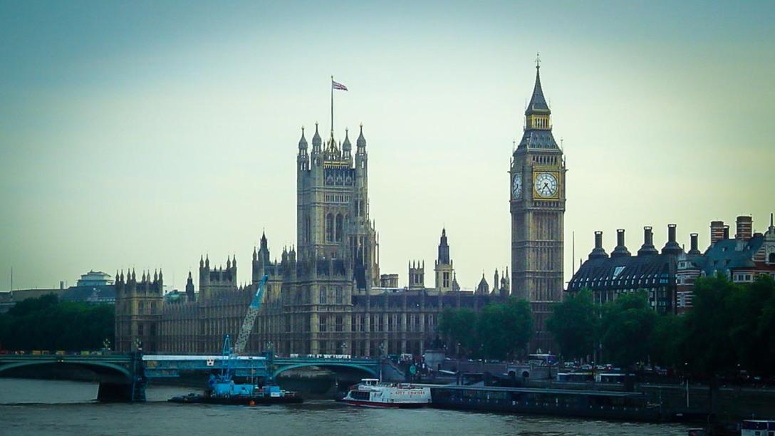 London. Photo by Michael Sperling.