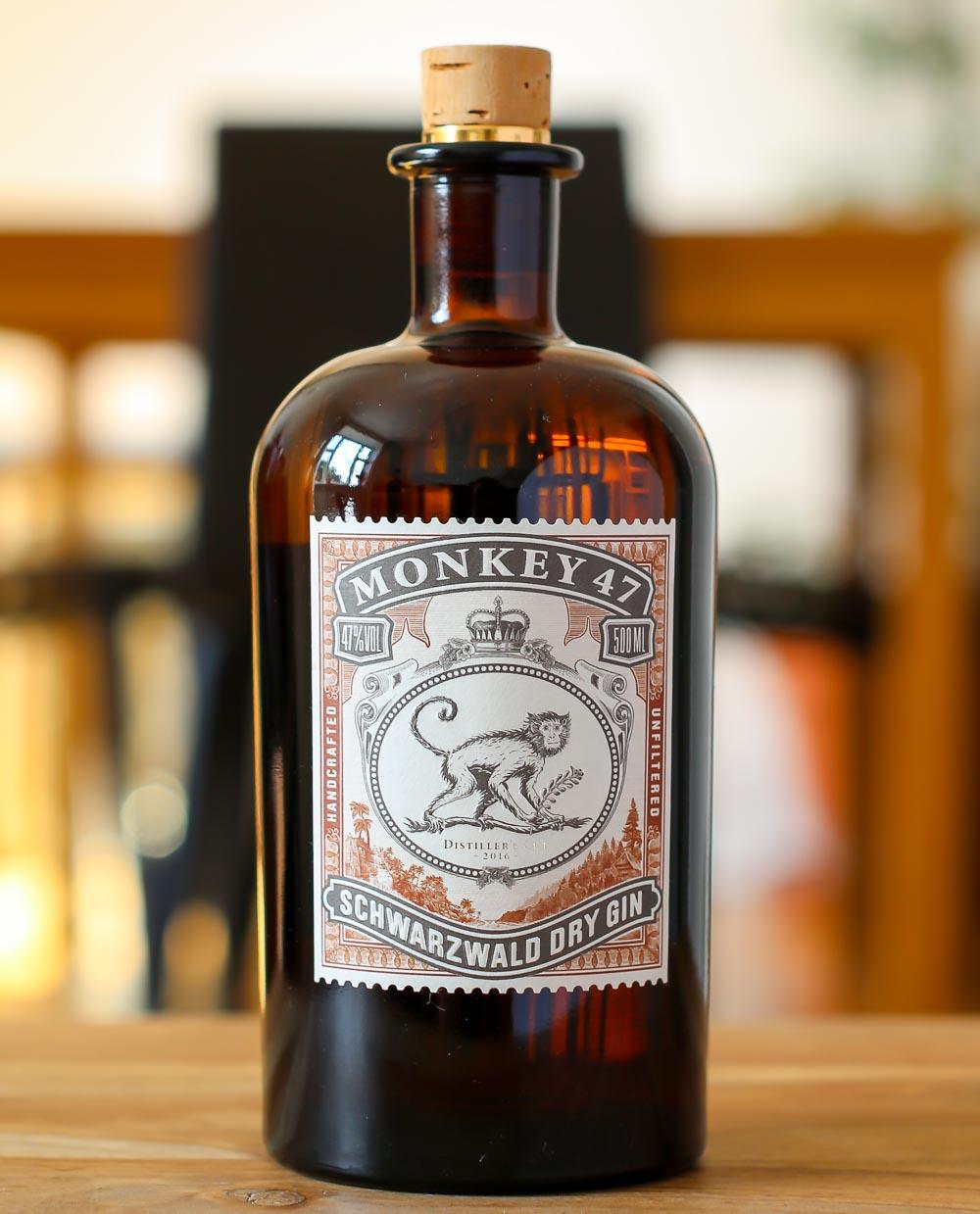 Monkey 47 Distiller's Cut 2016