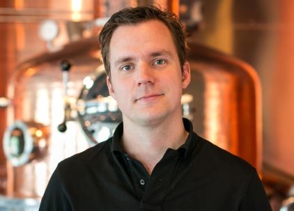 Jon Hillgren, Hernö Gin. Photo by Michael Sperling.