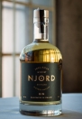 Njord Gin Barrel Aged. Photo by Michael Sperling.
