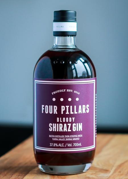 Four Pillars Bloody Shiraz. Photo by Michael Sperling.