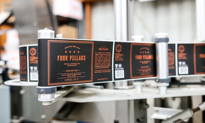 Four Pillars Distillery. Photo by Michael Sperling.