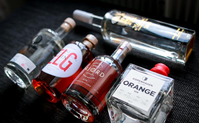 Dansk gin. Photo by Michael Sperling.