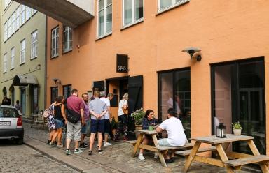 1408 på Christianshavn. Photo by Michael Sperling.