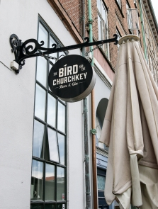The Bird and The Churchkey på Gammel Strand. Photo by Michael Sperling.