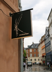 K-Bar på Højbro Plads. Photo by Michael Sperling.