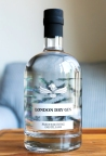 Frederiksberg Dry Gin. Photo by Michael Sperling.