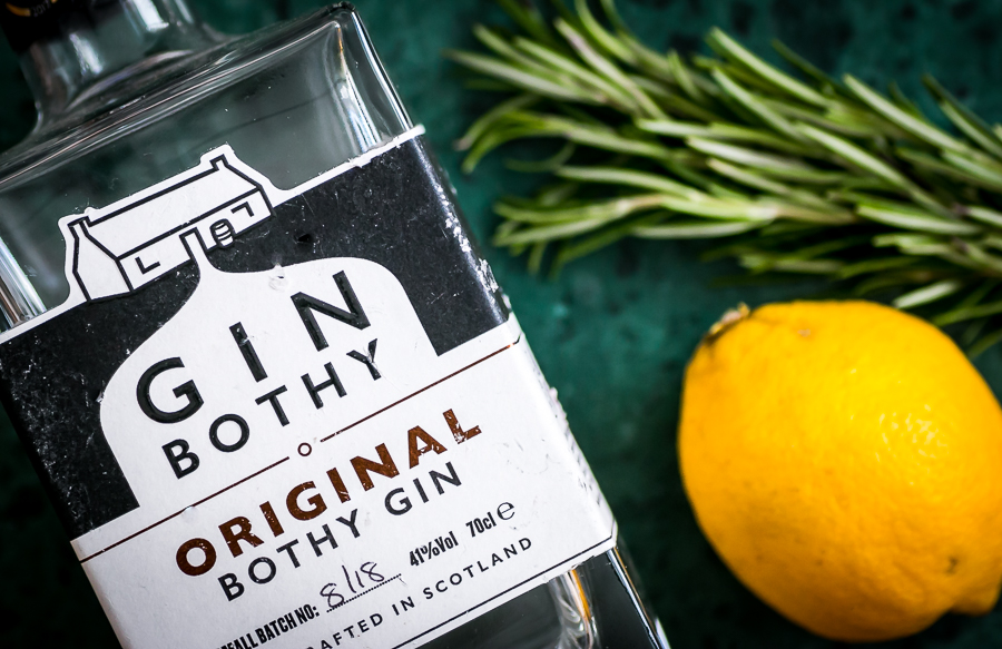 Gin Bothy Original. Photo by Michael Sperling.