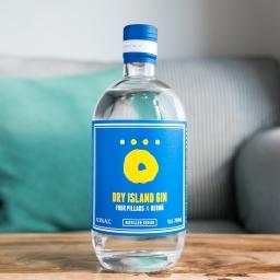 Anmeldelse: Dry Island Gin