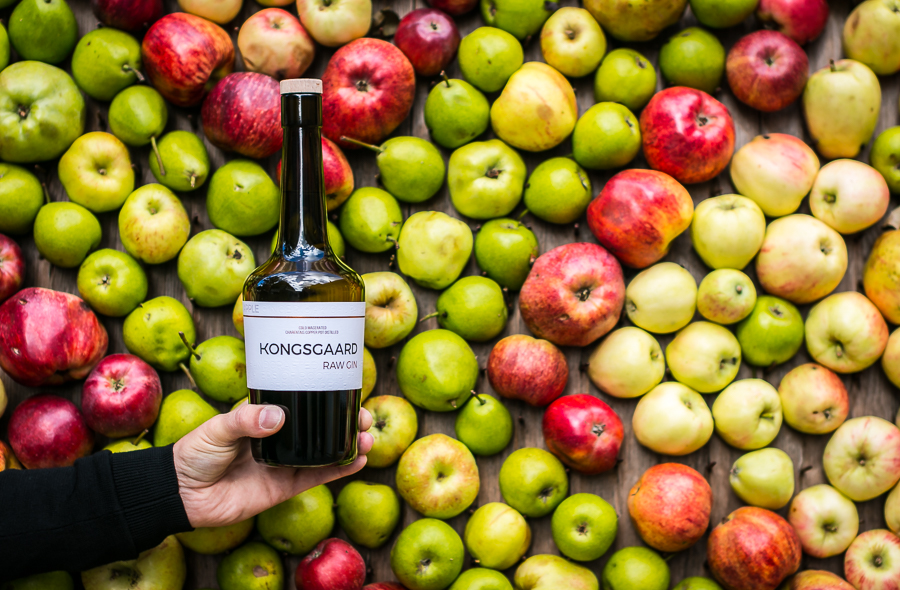 Kongsgaard Raw Gin. Photo by Michael Sperling.