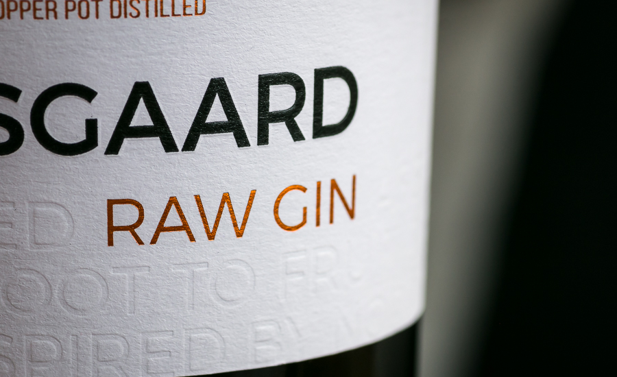 Kongsgaard Raw Gin. Photo by Michael Sperling.