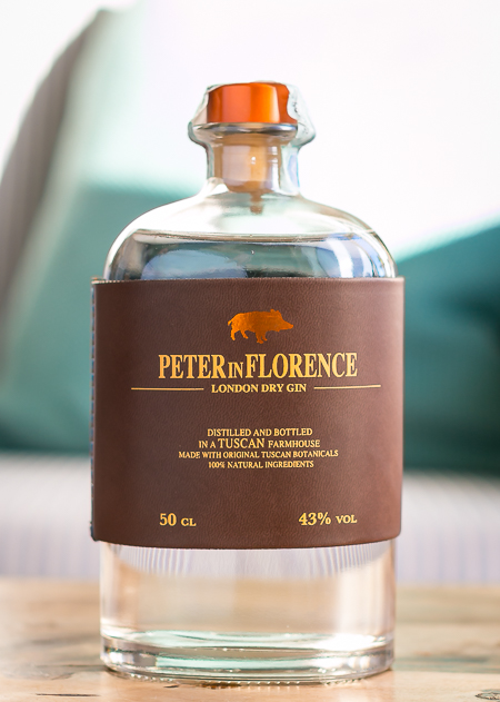 Peter in Florence Gin. Photo by Michael Sperling.