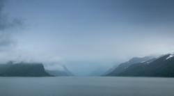 De norske fjorde. Photo by Michael Sperling.