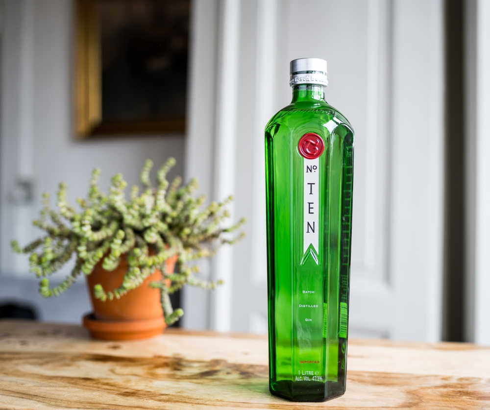 Tanqueray No. Ten. Photo by Michael Sperling.