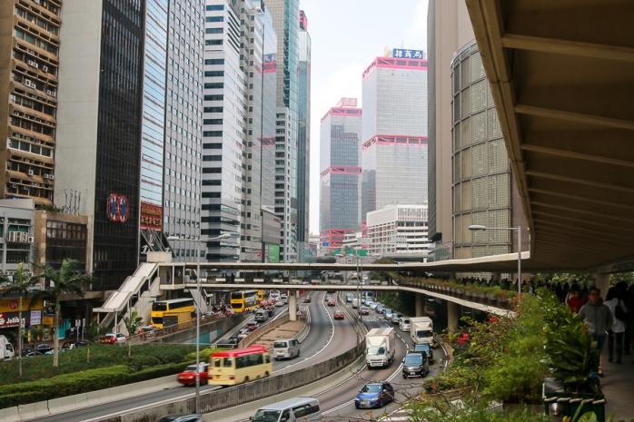 Hong Kong. Photo by Michael Sperling