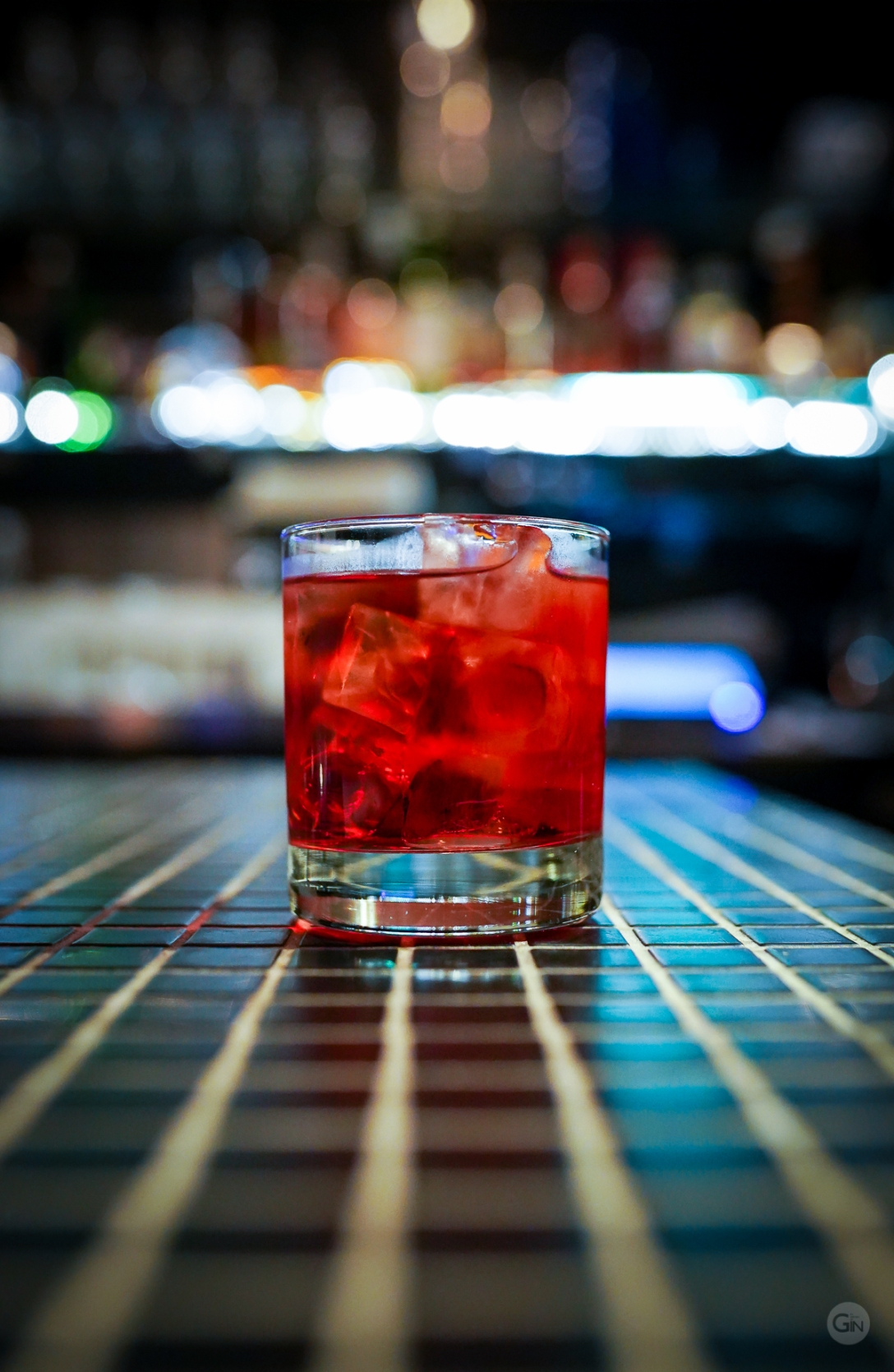 Negroni. Photo by Michael Sperling.