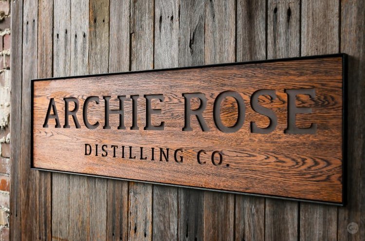 Archie Rose Distilling Company. Photo by Michael Sperling.