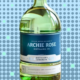 Anmeldelse: Archie Rose Distiller's Strength Gin