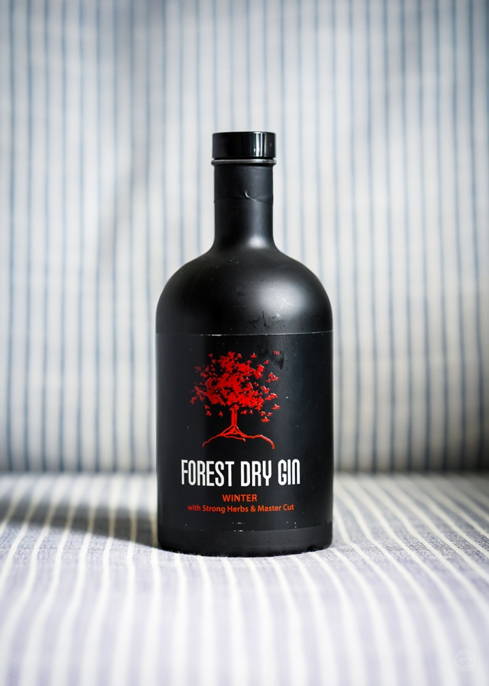 Forest Dry Gin Winter. Photo by Michael Sperling