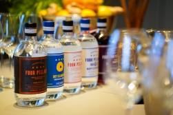 Four Pillars Gin Tasting
