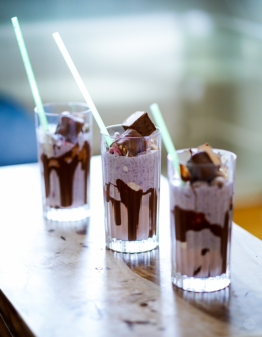 Freakshakes. Photo by Michael Sperling.