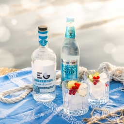 Seaside Gin & Tonic