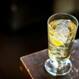 Engelsk Gin & Tapas-aften