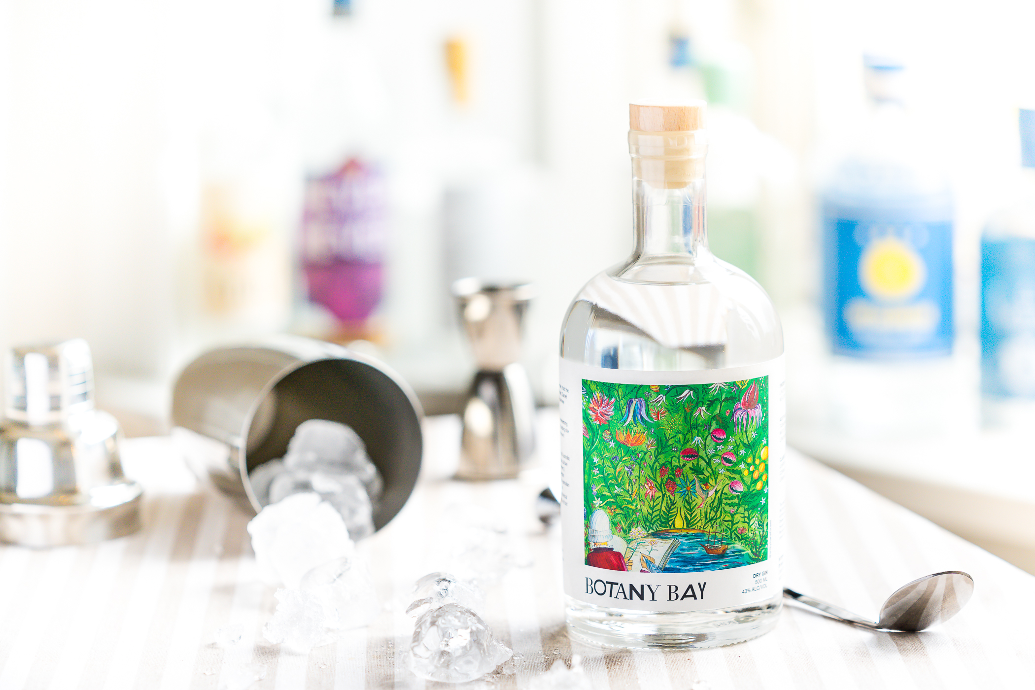Hernö x Four Pillars Botany Bay Gin. Photo by Michael Sperling.