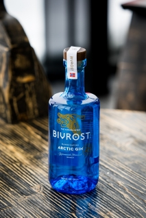 Bivrost Arctic Gin. Photo by Michael Sperling.