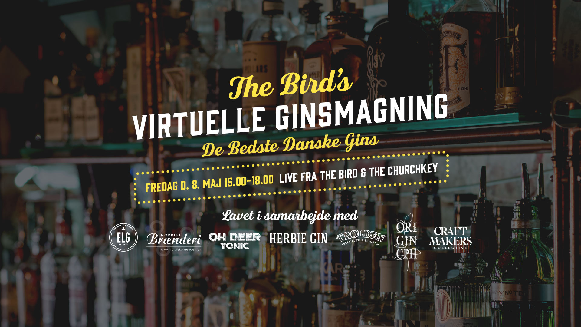 The Bird's Virtuelle Ginsmagning